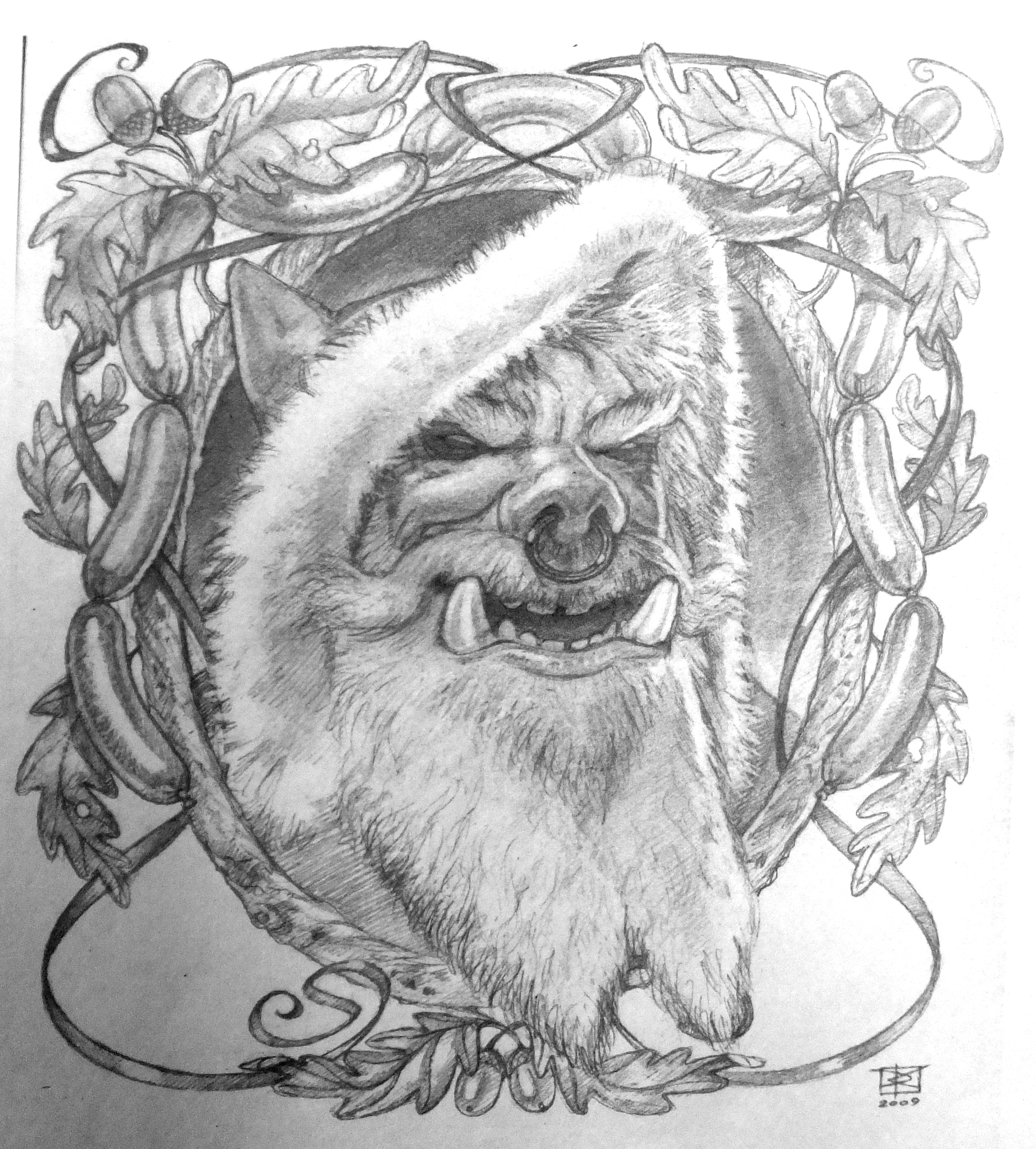 Hogfather artwork